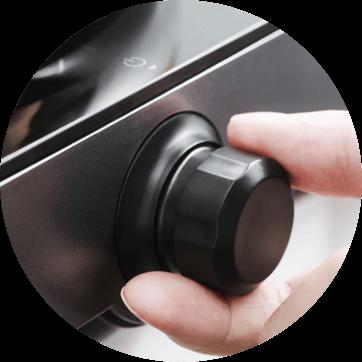 advantage-knob
